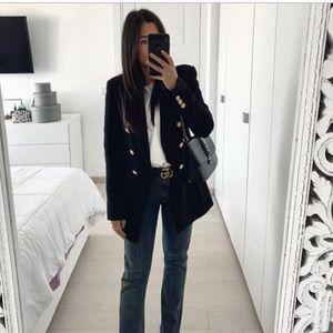 Zara Weave Jacket Size XS NWT